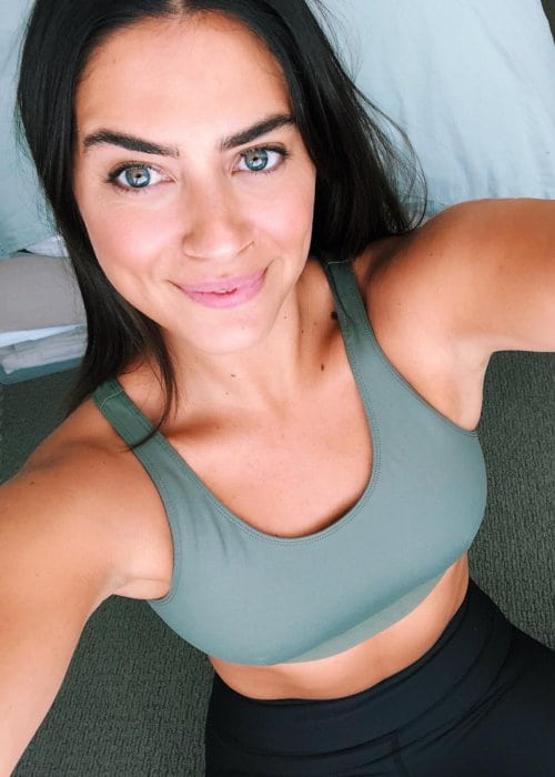 Lorenza Izzo in an Instagram post in August 2018