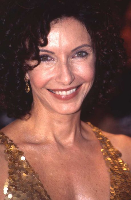 Mary Steenburgen as seen in December 2000