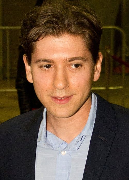 Michael Zegen at the Toronto International Film Festival in September 2012