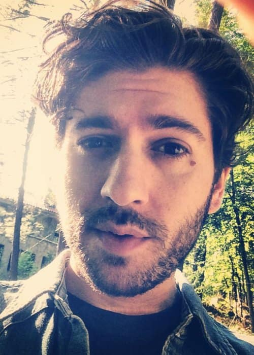 Michael Zegen in an Instagram selfie as seen in July 2015