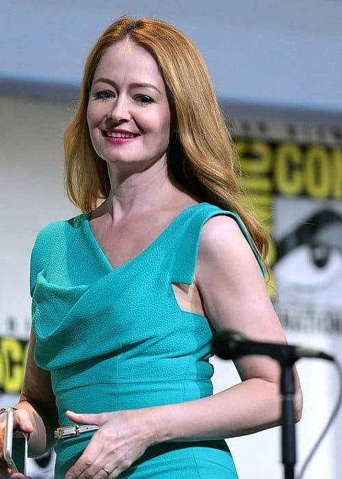 Miranda Otto at the 2016 San Diego Comic Con International