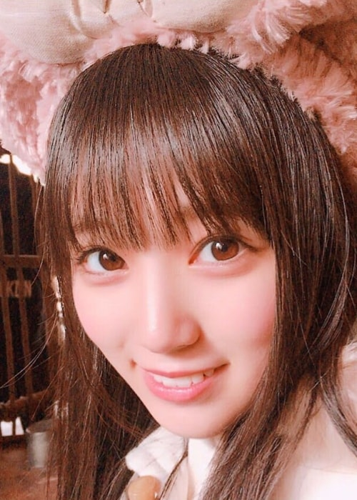 Nako Yabuki as seen in January 2018