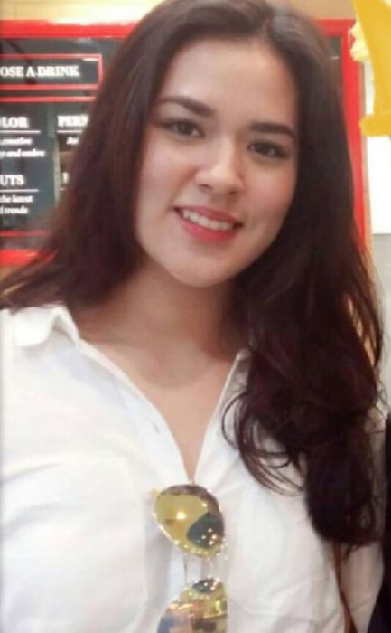 Raisa Andriana as seen in March 2016