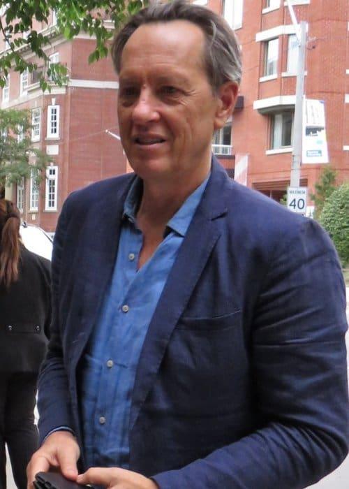 Richard E. Grant at the 2018 Toronto Film Festival