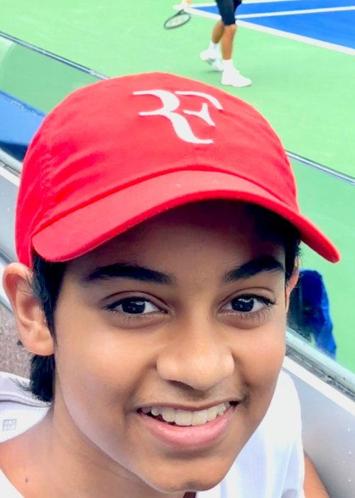 Rohan Chand in an Instagram selfie as seen in August 2018