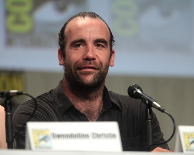 Rory McCann during the San Diego Comic-Con International for 'Game of Thrones' in 2014