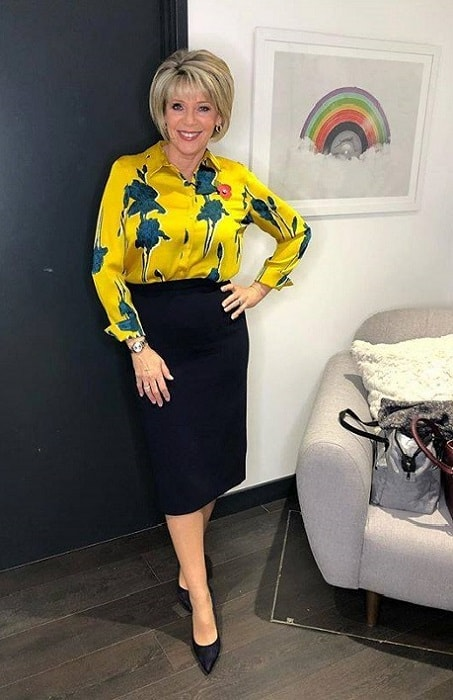 Ruth Langsford as seen on her Instagram in 2018