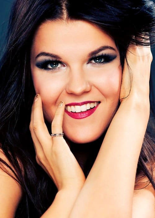 Saara Aalto as seen in November 2015