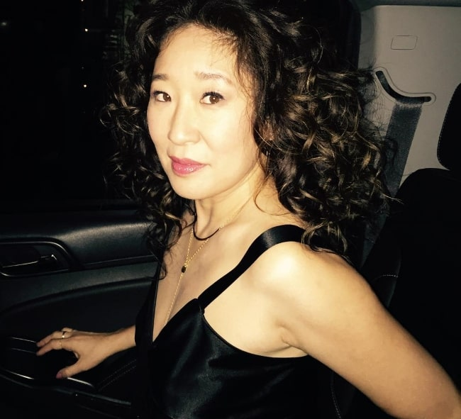 Sandra Oh as seen in March 2017