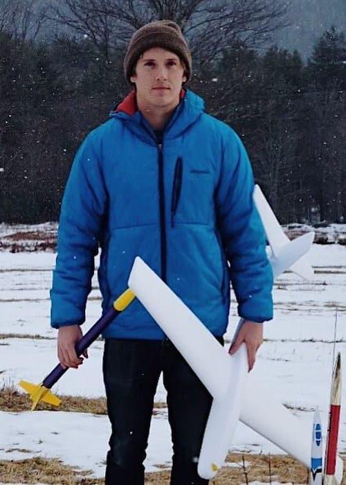 Spencer Treat Clark as seen in December 2018