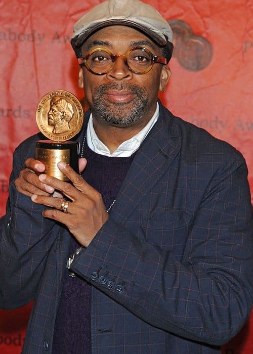 Spike Lee at the 70th Annual Peabody Awards in 2011