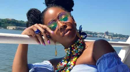 Teyonah Parris Height, Weight, Age, Body Statistics