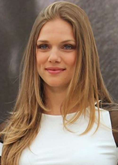 Tracy Spiridakos as seen in December 2015
