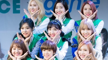 Twice Members, Tours, Information, Facts