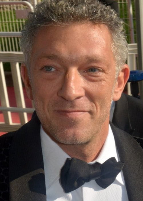 Vincent Cassel at the Cannes Film Festival in May 2018