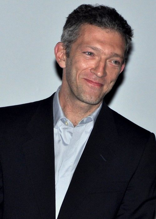 Vincent Cassel at the premiere of the movie The Monk in 2011