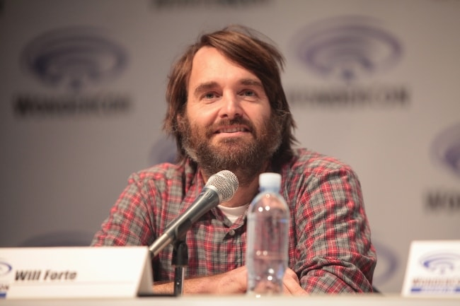 Will Forte at the 2015 Wondercon at the Anaheim Convention Center in Anaheim, California