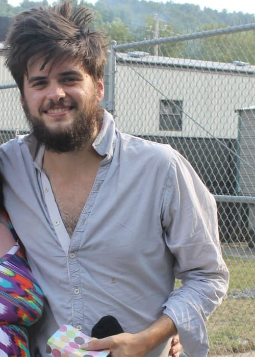 Winston Marshall in Pelham as seen in September 2013