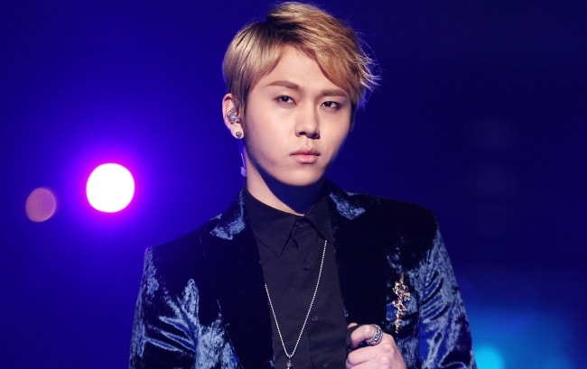 Yong Jun-hyung as seen during an event