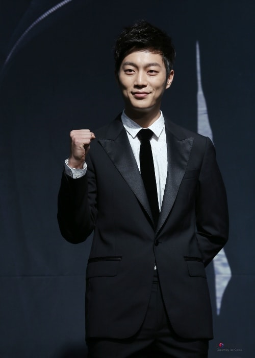 Yoon Doo-joon as seen in February 2013