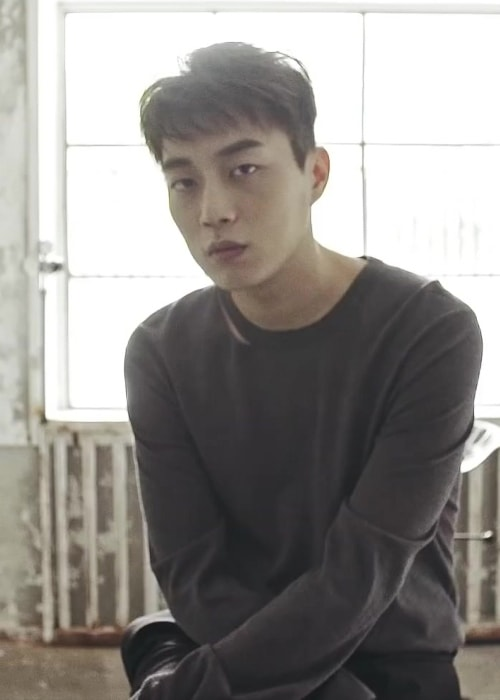 Yoon Doo-joon as seen in one of his projects