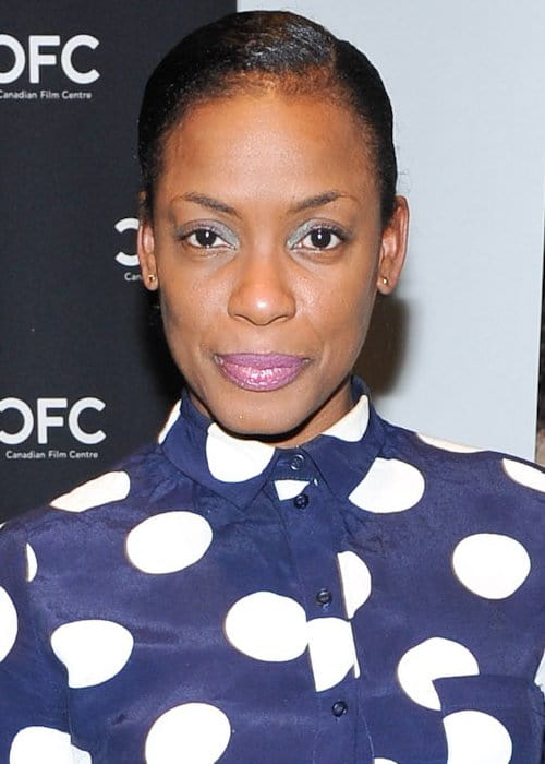 Aunjanue Ellis during an event in February 2015