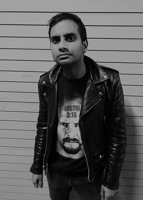Aziz Ansari as seen on his Instagram in November 2018