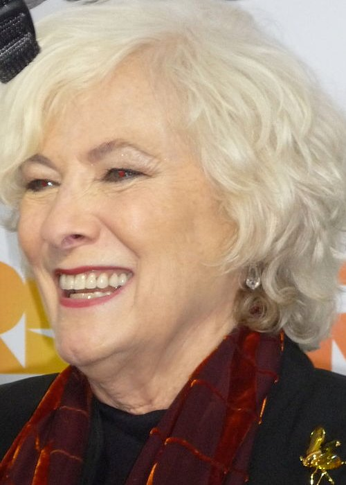 Betty Buckley during an event in December 2009