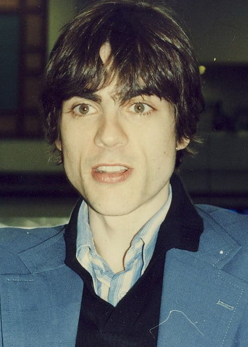 Brian Bell in Bangkok as seen in 1997