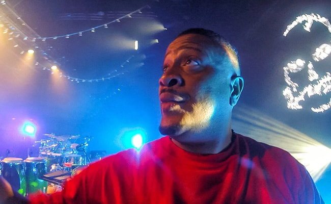 Chali 2na as seen on his Instagram in June 2018
