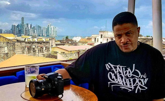 Chali 2na as seen on his Instagram in March 2018