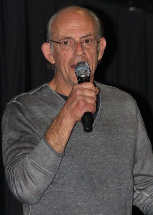 Christopher Lloyd as seen in June 2012