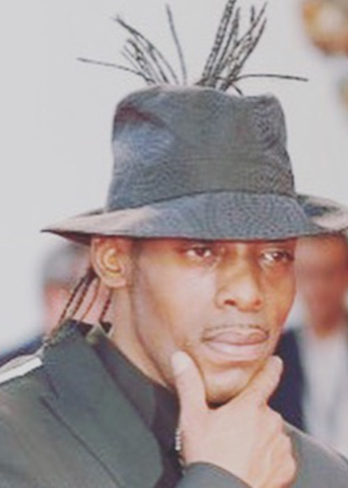 Coolio as seen on his Instagram profile in August 2017