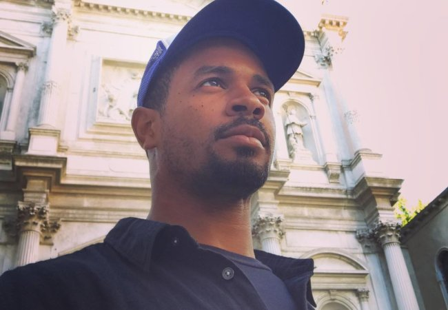 Damon Wayans Jr. in a selfie in September 2018