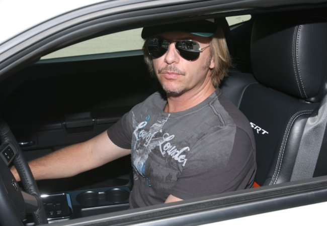 David Spade as seen in June 2008