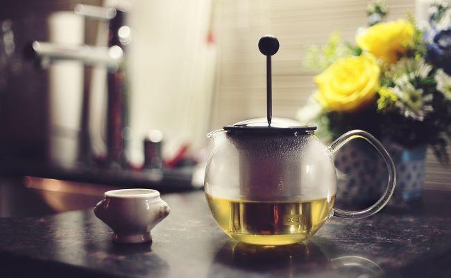 Decaf licorice root tea