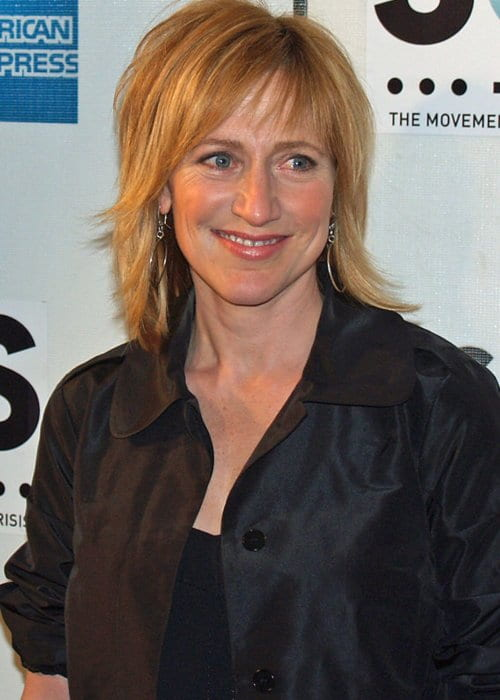 Edie Falco as seen in April 2007