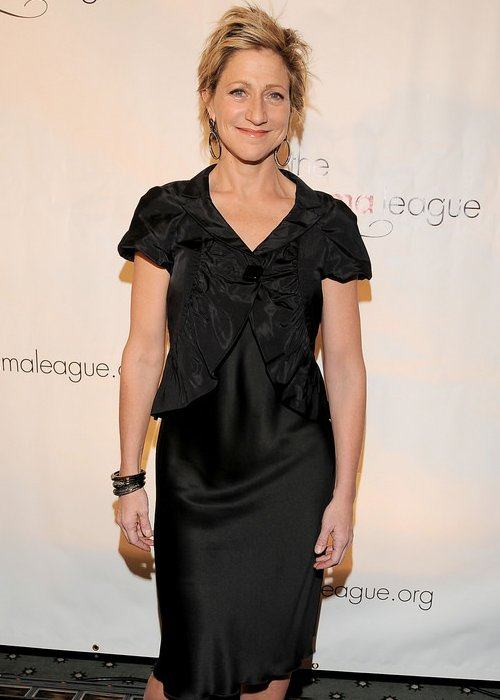 Edie Falco at the Drama League Benefit Gala in February 2010