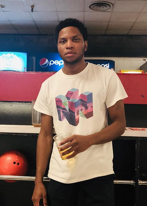 Gallant as seen on his Instagram Profile in January 2019
