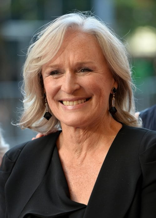 Glenn Close as seen in September 2013
