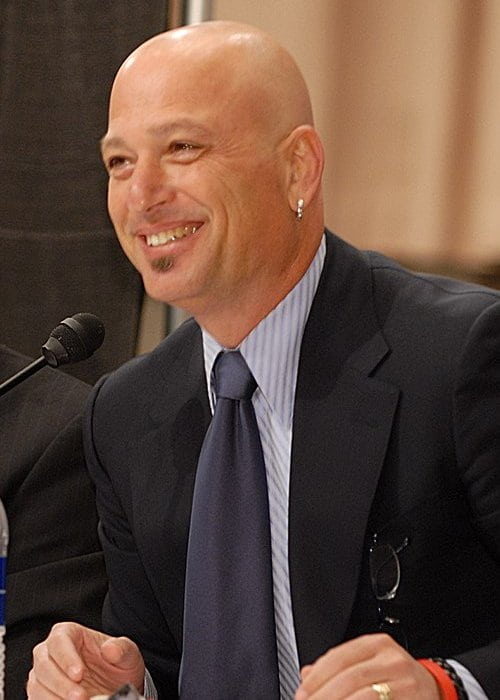 Howie Mandel at the 2007 National Children's Mental Health Awareness Day celebration in Washington