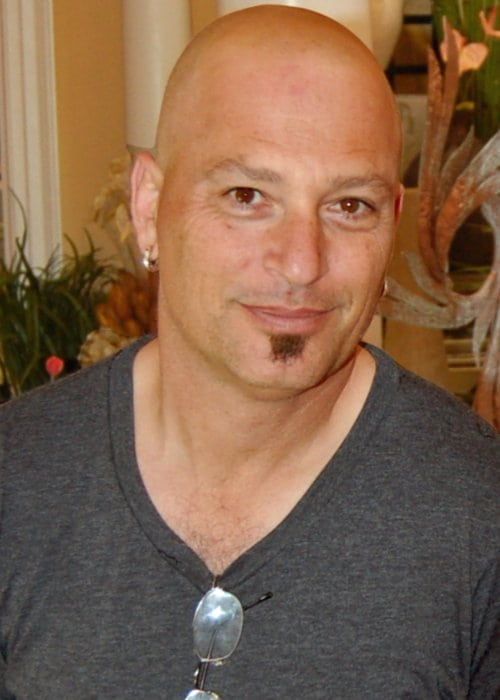 Howie Mandel at the Wynn Hotel in Las Vegas in May 2007