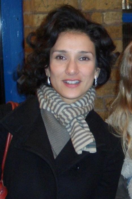 Indira Varma as seen in January 2009
