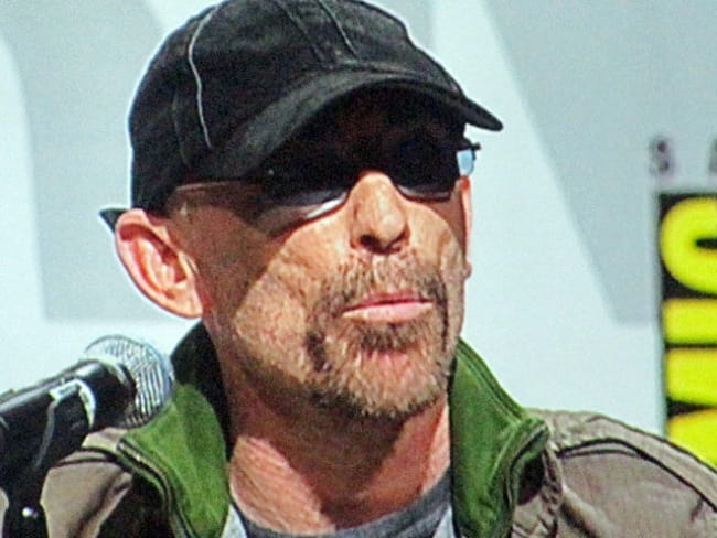 Jackie Earle Haley at WonderCon in April 2010