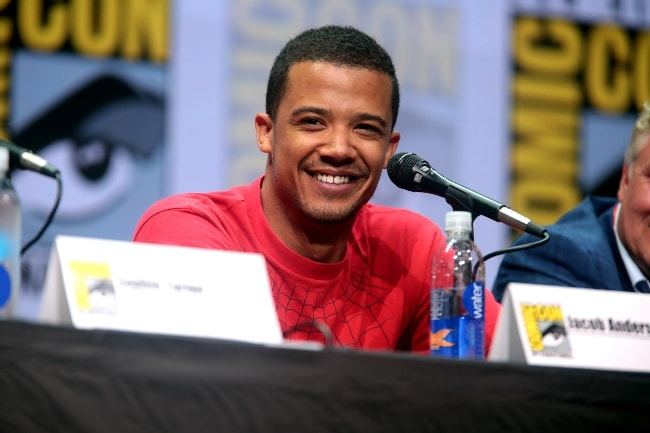 Jacob Anderson as seen at the 2017 San Diego Comic-Con International for 'Game of Thrones'