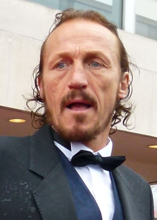 Jerome Flynn during the BAFTA TV Awards in May 2013