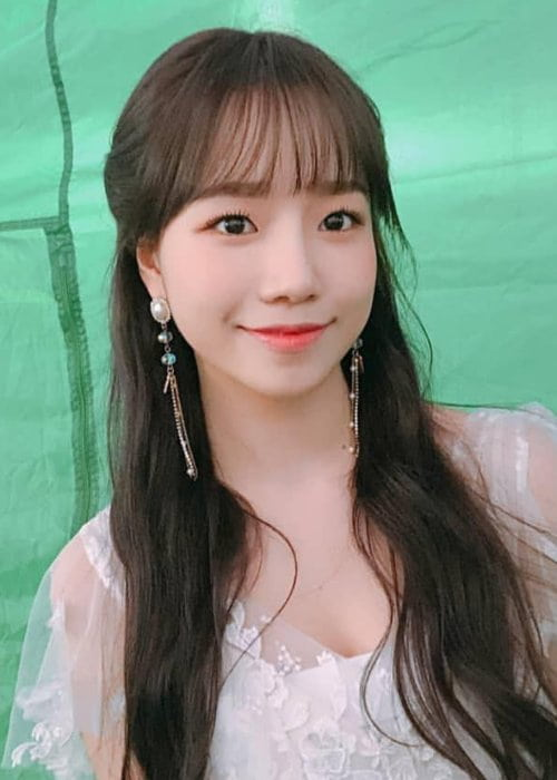 Jo Yuri in an Instagram post as seen in February 2019