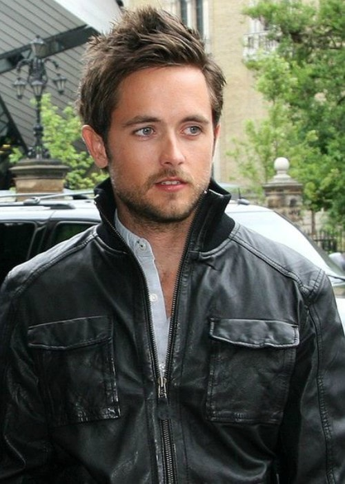 Justin Chatwin as seen at the Toronto International Film Festival in 2008