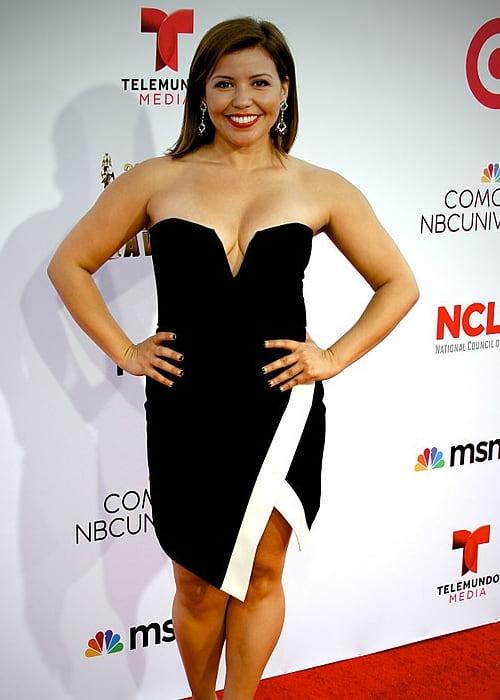 Justina Machado at the 2014 Alma Awards