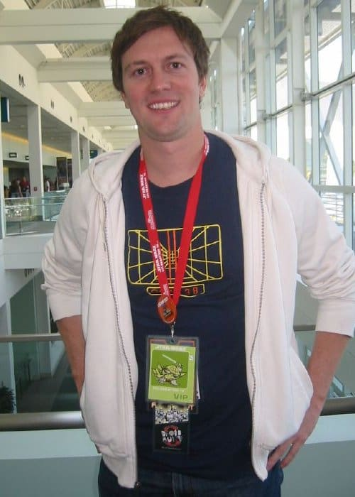 Kyle Newman as seen in May 2007